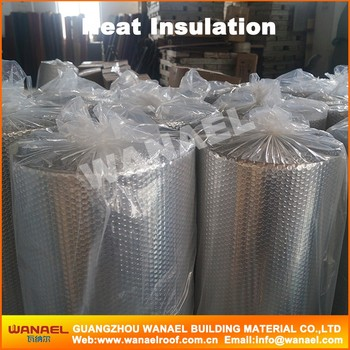 Wanael Plastic Bubble Insulation For Product Wrapping