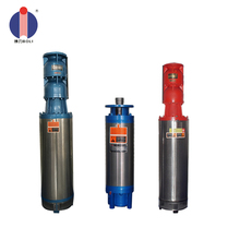 Complete in specifications deep well 150hp submersible pump