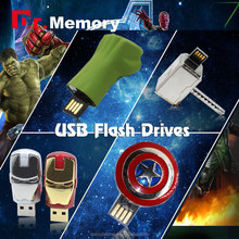 Dr.memory Avengers service usb flash drive for promotion