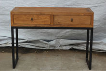 Reclaimed Wood Industrial Furniture Desk Table