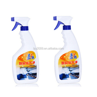 Factory supplied liquid detergent formulations for kitchen ware