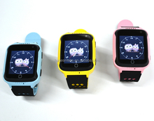 New Popular GPS tracker LBS SOS 2G 3G cell Phone calls Wifi Android kids smart watch Q528 for baby children