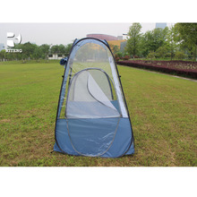 popular personal sport pod pop-up tent outdoor ice cube fishing tent
