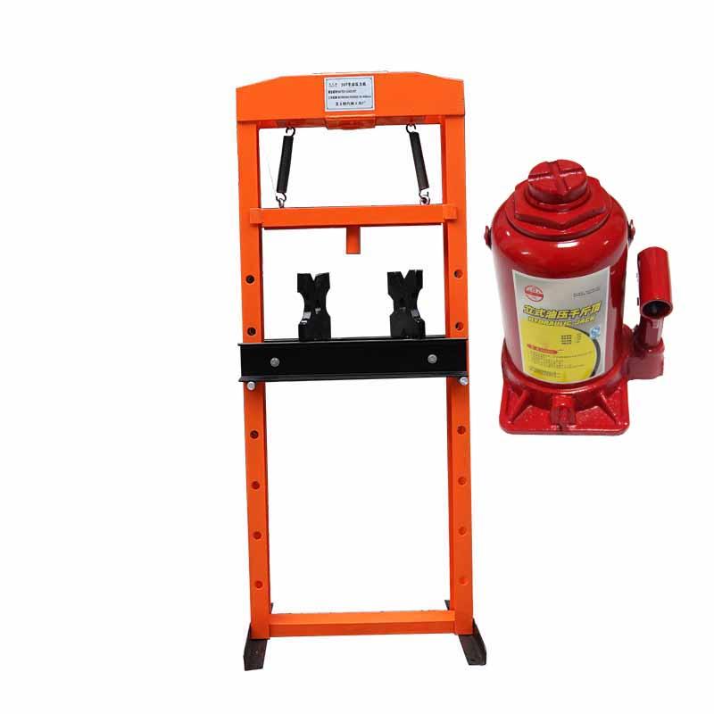 20 ton air hydraulic shop press