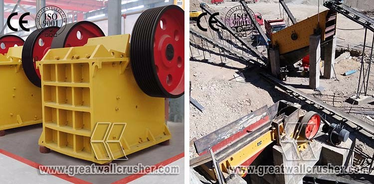 Great Discount Gold Supplier High efficient quarry aggregate gravel stone crushing plant
