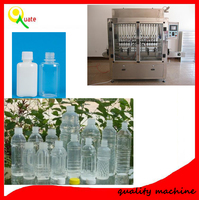 Full auto machine for filling vegetable oil in bottle,washing and filling olive oil bottles