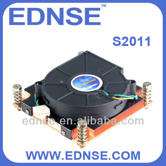 EDNSE CPU cooler S2011 Radiator/heat sinks/computer fan for cpu lga 2011