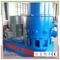 Used Plastic Compression Agglomerator Unit Machine