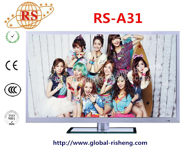 Ultra thin smart led tv FHD televisions samsung tv replacement from 32 to 65 inch