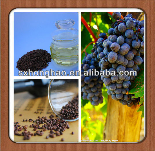 Food-grade Vitis Vinifera Grape Seed Oil