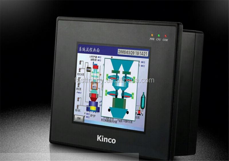 MT4300C cheap china kinco 5.6 inch hmi for plc
