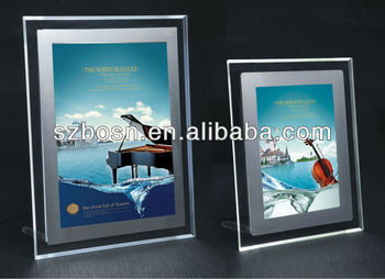 Led Light Acrylic Picture Frame with Custom Size