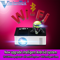 VS319 HD 1500lumens 1080P android 3D led samsung galaxy s4 pocket projector