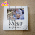 2016 wholesale cheap home wooden photo frame W09A049