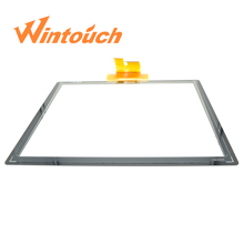 2.8 small transparent capacitive touch screen for lcd screen with SSD2532 in narrow frame