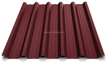 Cheap price metal roofing sheet corrugated metal roofing sheet/roof for poultry house T45