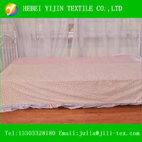 Cotton Brushed Fabric for Bedding Printing