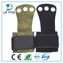 GYM Weight Lifting Gloves Health Fitness Dumbbell Wrist Wrap