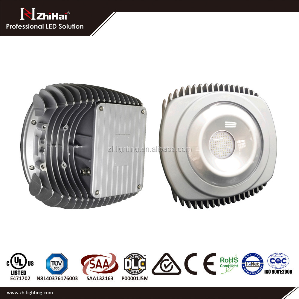 Die Cast Aluminum Over 20000 Lumen LED Outdoor Flood Light Housing