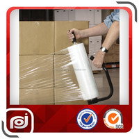 Moisture Proof Feature and Transparent Plastic Handy Stretch Shrink Wrap Film