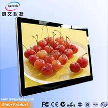 46 inch wall mounted lcd led tv screen smart advertising media player touch screen lcd led tv