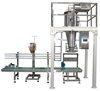 CE cetification animal feed big bag packing machine