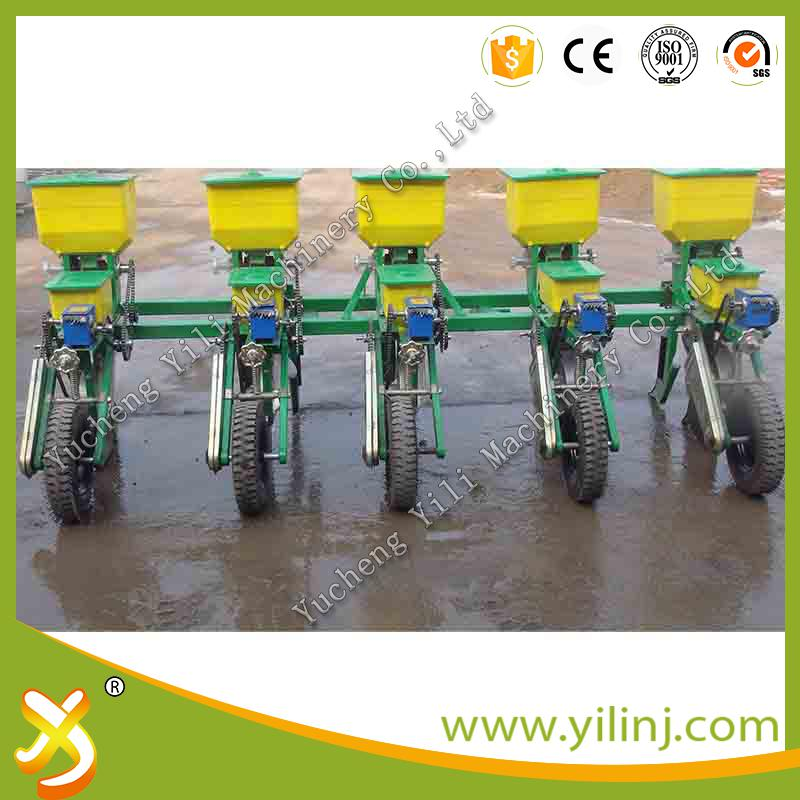 corn planter and seeder