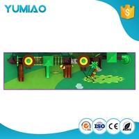 Hot Selling Plastic Tubes Playground Kids
