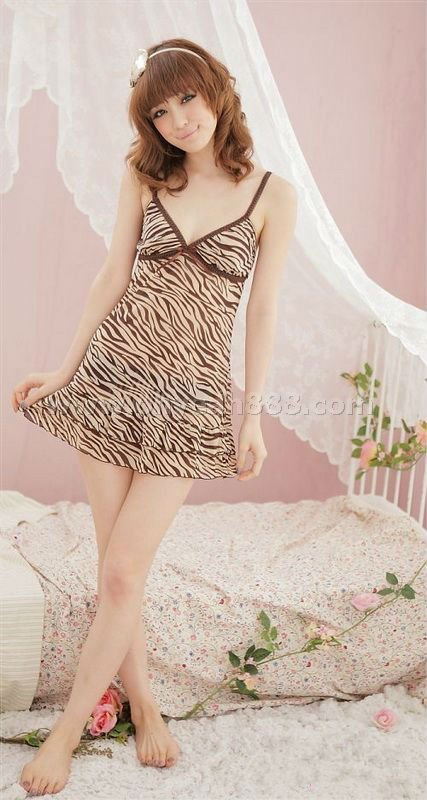 Paypal acceptable fashion hot selling sexy nighty