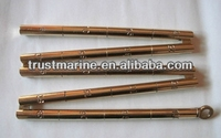 Copper Sounding rod/dipstick/folding ruler