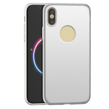 MEKE Ultra Thin Wholesale phone case pc Back Cover Case For iPhone X 8 6 7 SE Plus