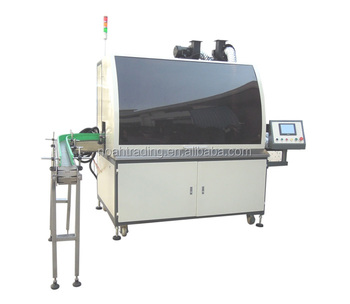 multi color automatic screen printing machine for sale for bottles, cosmetic bottle automatic silk screen printing machine