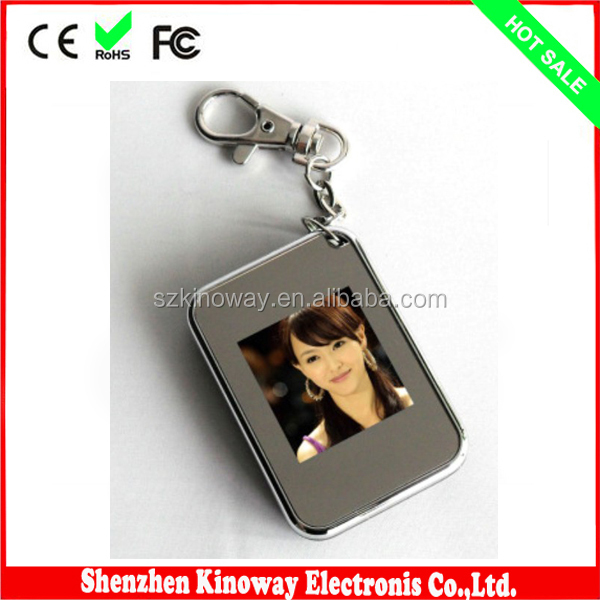 Keychain 1.5Inch Digital Photo Frame Wholesale Manufacturer in China for Belgium