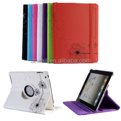 For Apple iPad 5 iPad Air 2013 Folding Folio Case Cover Stand