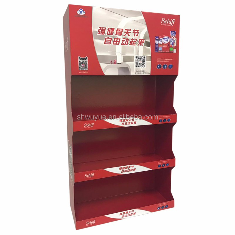 Customized Drug display table Drug display stand