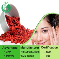High quality and lower price goji extract powder/goji berry extract/goji