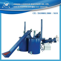 Waste plastic scrap washing equipment waste film crushing equipment