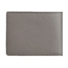 Cow split leather men casual wallet