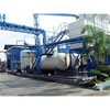 CE ISO verified Fully automatic Waste plastic pyrolysis machine