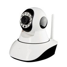 WIFI/WIRE HD Network Motion detection, email alert, FTP upload Two-way audio 720p Dome camera H.264 mini IP hd camera module