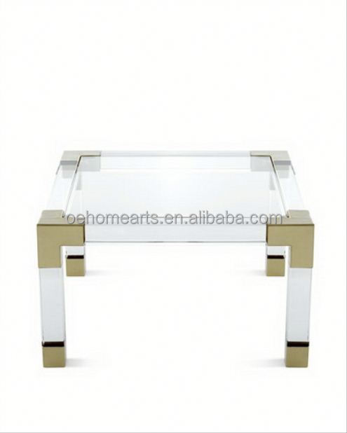 Hottest 2017 hot sale cheap price lucite acrylic furniture