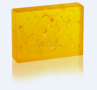 Neutriherbs Beauty Soap for Glowing Skin with Gold Foil for Anti- aging & Anti Wrinkle 24K Gold Facial Body Soap Beauty