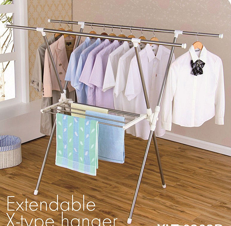 Stainless steel barbie doll clothes hangers