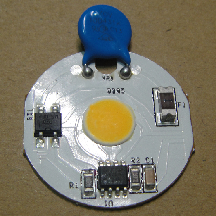 best selling epistar/epileds/bridgelux 5 watt led chip