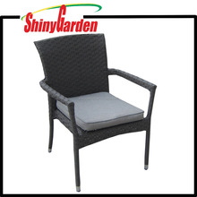 PE Wicked Rattan Furniture Rattan Chair Garden Furniture