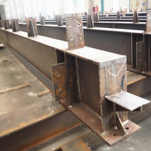 Factory custom largest I beam section metal fence posts