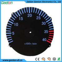 auto digital speedometer tachometer for motorcycles