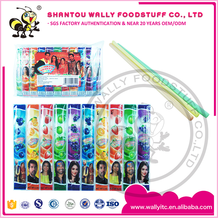 Delicious Fruit Flavoured CC Stick Candy