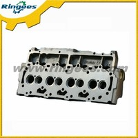 factory direct sale cylinder head suitable for Komatsu pc210-7 pc210-8 pc210-10 excavator