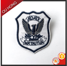 Wholesale Custom Clothing Sew on Embroidery Patch for Demin Jacket